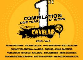 CAVELAB FIRST COMPILATION - ARTISTI VARI
